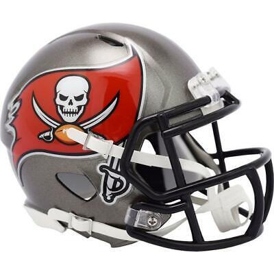 TAMPA BAY BUCS 2020 Riddell NFL Mini Speed Football Helmet
