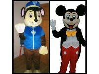 Mascot costume hire (£15 offer)