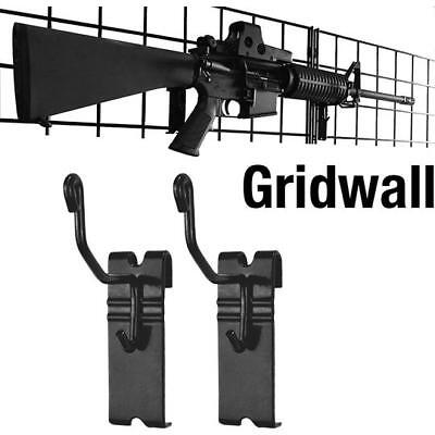 Horizontal Gridwall Gun Cradles - 10 Pack