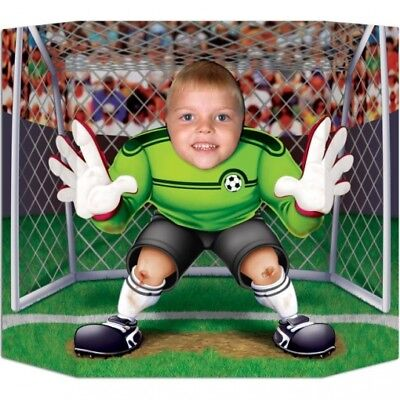 Soccer Photo Prop Birthday Party Decorations](Soccer Birthday)