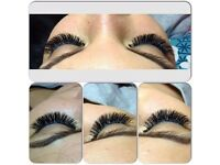Lash Extensions London. Thick, Dramatic or Natural