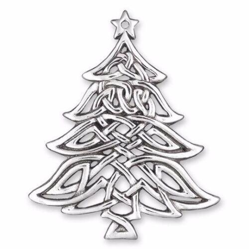 Hand & Hammer Celtic Tree ornament