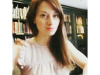 Experienced English tutor, KS2 - GCSE / A-Level /University English Literature and Language, London