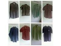 8 Shirts (Casual & Smartwear) - OFFERS!