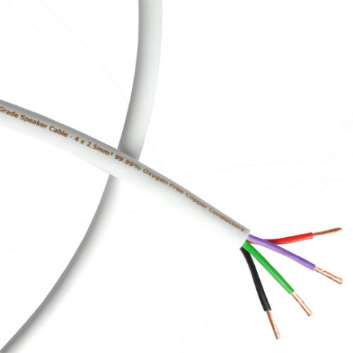 Bi Wire Speaker Cable