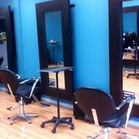free hair cuts or 12 dollar colours or highlights