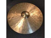 "Matt Bettis 20"" Ride Cymbal old k Istanbul tribute approx 1950g"