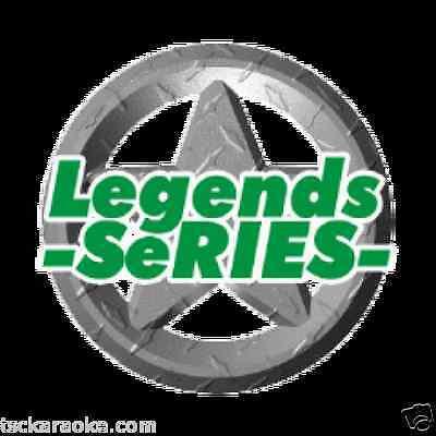 Legends Of Karaoke 15 CDG Disc Set Pop Rock R&B Classics BRAND NEW! segunda mano  Embacar hacia Argentina