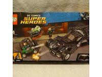 LEGO DC Comics Super Heroes Batman Kryptonite Interception - 76045 Brand New, Sealed
