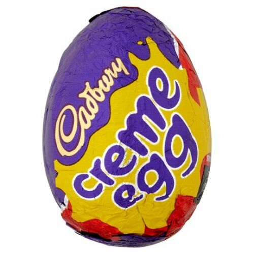 Cadbury Creme Eggs 1.2 oz bulk, 48 Total Eggs - FREE SHIPPING