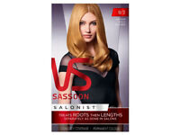 Vidal Sassoon Salonist Hair Colour - 8/3 Medium Gold Blonde Hair Dye- from a smoke free place