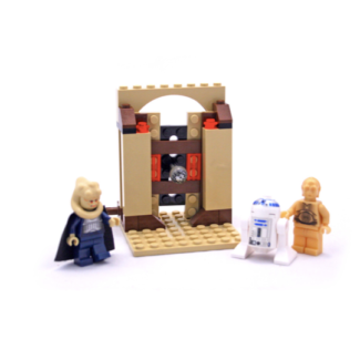 **RARE** Lego Star Wars Jabba's Message #4475