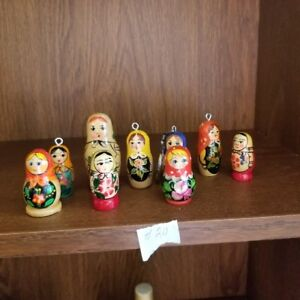 Vintage & Collectible Russian Nesting Dolls