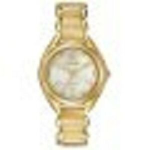 Citizen Women's L FE2072-89A Wrist Watches, White Dial
