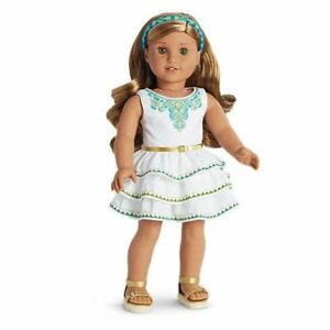 "American Girl Lea's Celebration Dress for 18"" dolls"