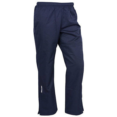 Bauer Lightweight Warm Up Pant Senior Navy / Blau Size : S Gr. S (Light Up Bekleidung)