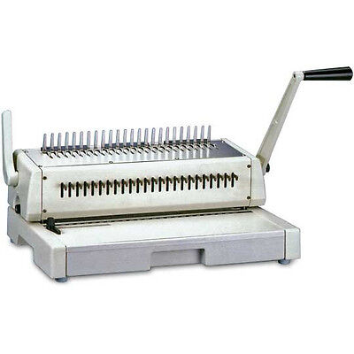 Durabinder Plastic Comb Binding Machine