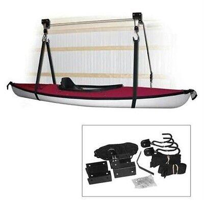 Attwood Marine Kayak / Canoe / Bike Hoist System (120 lb Load Capacity) - New