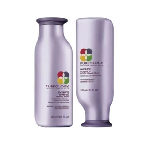 Купить Pureology Hydrate Shampoo and Conditioner Duo 8.5 fl oz