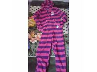 poppet all in onsie 13-14