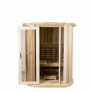 RELAX AND ENJOY THE HEALTH BENEFITS OF AN INFRARED SAUNA!