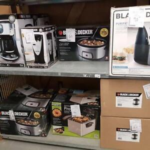 Small Kitchen Appliances - Black Friday Deals ON NOW! 20% off EVERYTHING