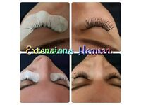 Nano ring Hair extensions from £260, Eyelash extenisons from £45, Bridal hair and makeup, shellac