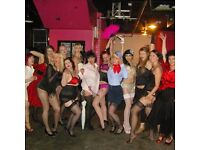 Fabulous Burlesque Classes - get your Va-Va-Voom!