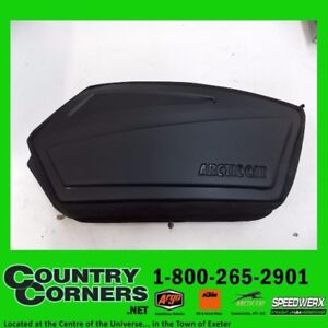 USED SADDLEBAG,SIDE-LH CROSSTREK - 7606-073