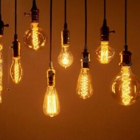 Edison Bulbs NEW MODERN BULBS!