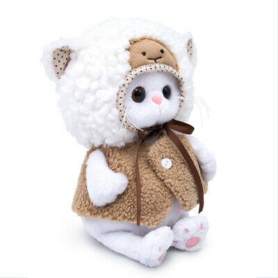 Budi Basa Katze Lili Baby im Lamm-Kostüm ca. 20cm groß ()