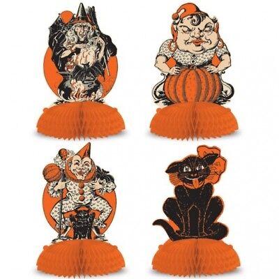 Vintage Halloween Centerpiece Set Halloween Party Supplies and Decorations