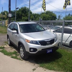 2011 Kia Sorento PERFECT UBER VEHICLE ALL WELCOME