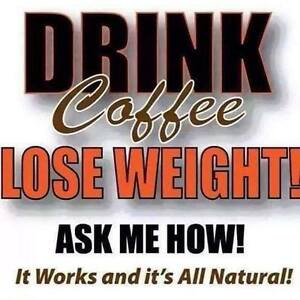 Drink Coffee, Lose Weight. Ask Me How! Strathcona County Edmonton Area image 2
