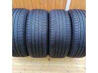 Tyres Michelin Latitude tour HP JLR 255/50 R20 109W tyres