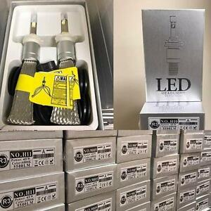 Grizzly Led Kits ~~ 11000 Lumen 90w High Output Kits. 1 Year Warranty!! Free Shipping!!