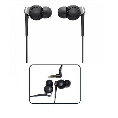 Black Stereo Headphones for MP3 &iPod, Music Only for LG, SONY, (Audio Only) ()