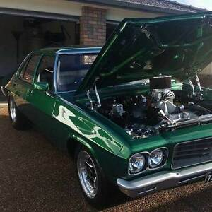 1973 Holden Premier Sedan Newcastle Newcastle Area Preview