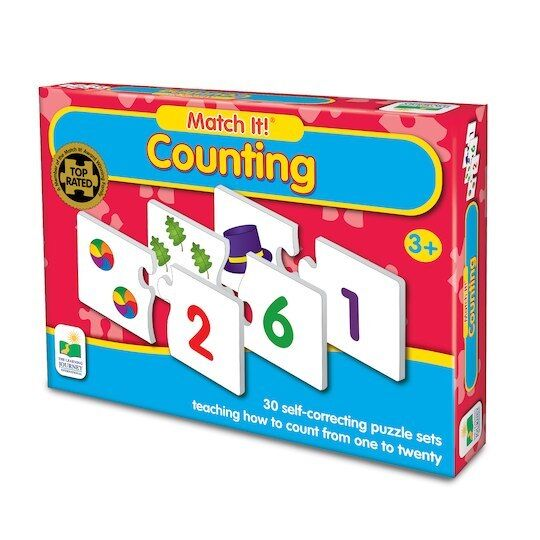 Match It, Counting