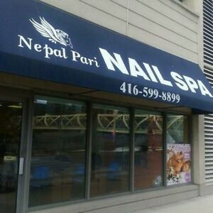 Profitable Nail Salon in Fabulous Downtown Toronto For Sale