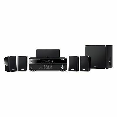 Yamaha YHT-1840 5.1 Channel Home Theatre Package - RRP $549.00 - NEW MODEL