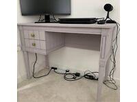 MADE Desk & 2nr Bedside Tables