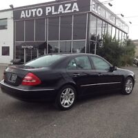 2003 Mercedes-Benz E500 safety e/t+24month warranty included