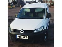 2013 VW Caddy 1.6 TDI