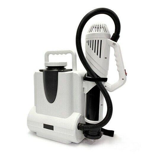 Dr. Disinfection Electrostatic Backpack Sprayer 24 Volt Sanitizing Sprayer