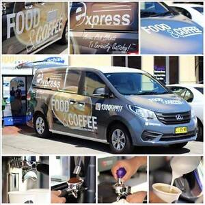 FOOD AND COFFEE VAN FOR SALE!  *Finance Options available* Adelaide CBD Adelaide City Preview