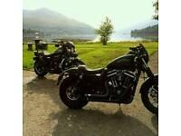 Harley Davidson XL 883 N Iron