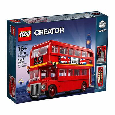 Lego 10258, Creator Expert, London Bus, Exclusive Collector Car Model