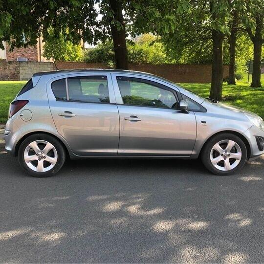 Vauxhall, CORSA, Hatchback, 2012, Manual, 1229 (cc), 5 doors