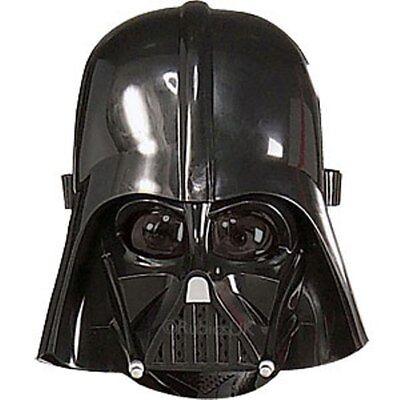 Star Wars Maschera Darth Vader Bambini Corrispondenza Costume Nuovo